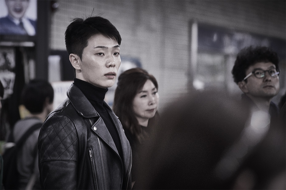 Seoul in frames - Moments of life - by Enrico Labriola