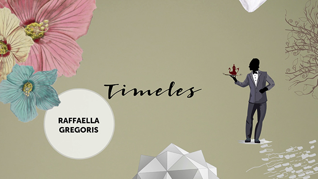 Pitti Fragranze - Timeless - Special tribute to the world of fragrances and its relationship with numbers - by Enrico Labriola