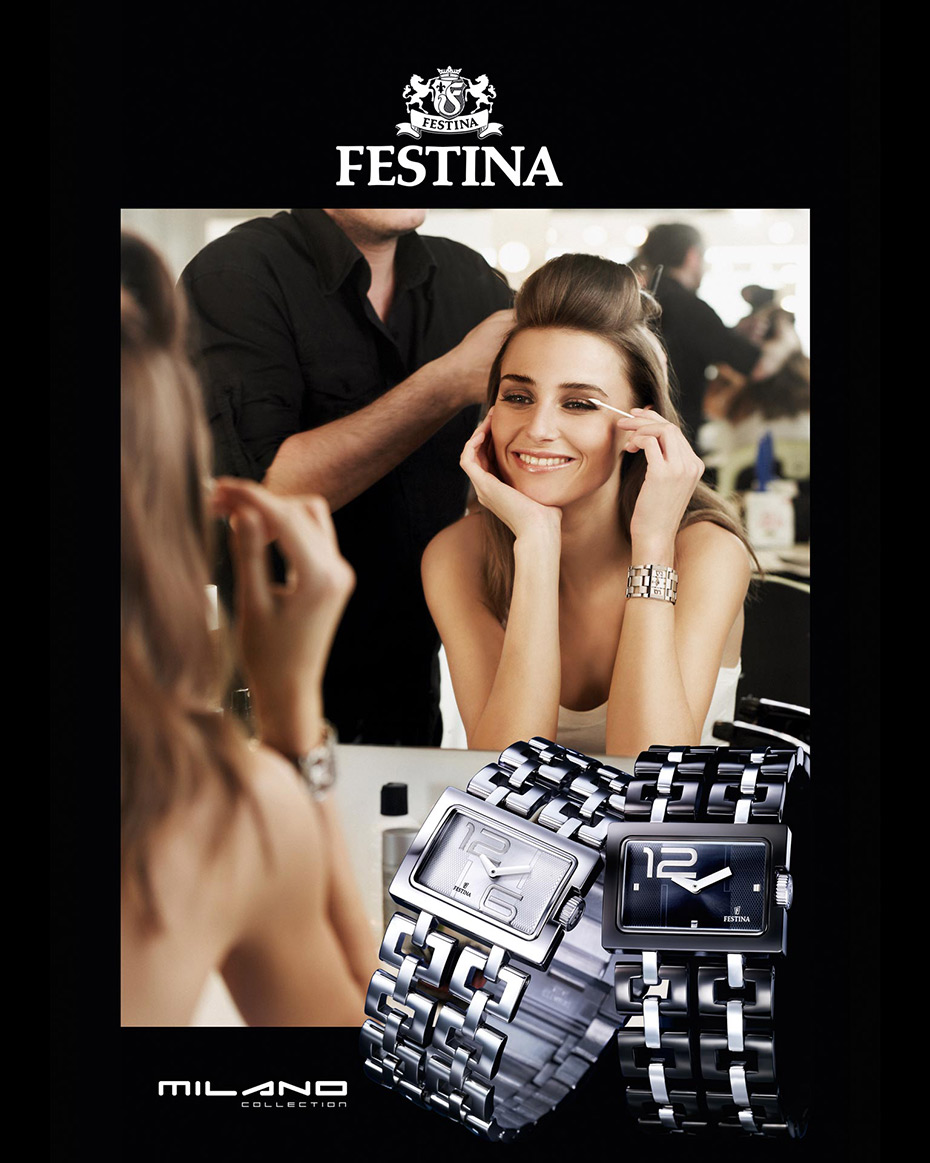 Behind the wings - Festina - by Enrico Labriola