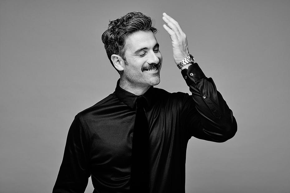Luca Calvani - Pitti Fragranze - by Enrico Labriola