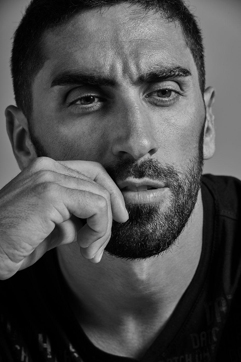 Filippo Magnini - The italian famous swimmer - by Enrico Labriola