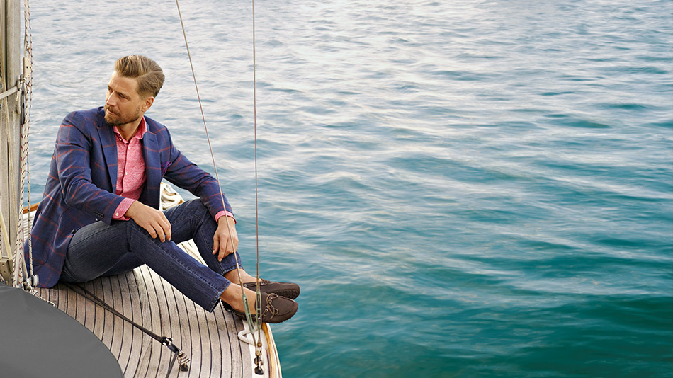 Boggi SS 15 - Into The Blue - by Enrico Labriola