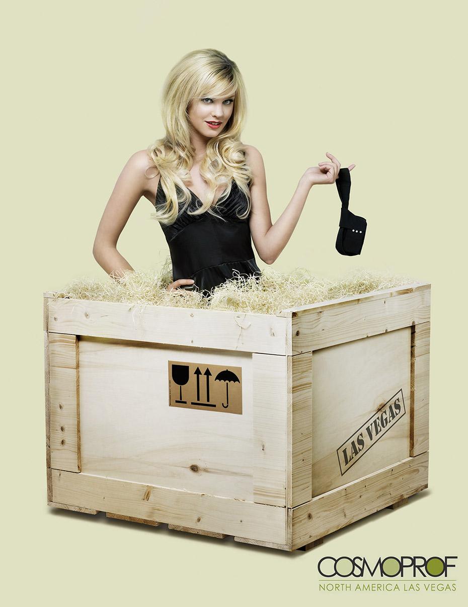 Box me - Cosmoprof - by Enrico Labriola