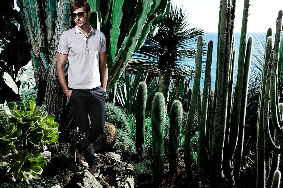Become - Cactus Garden - by Enrico Labriola
